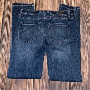 LC Lauren Conrad Feel Good skinny jeans size 2